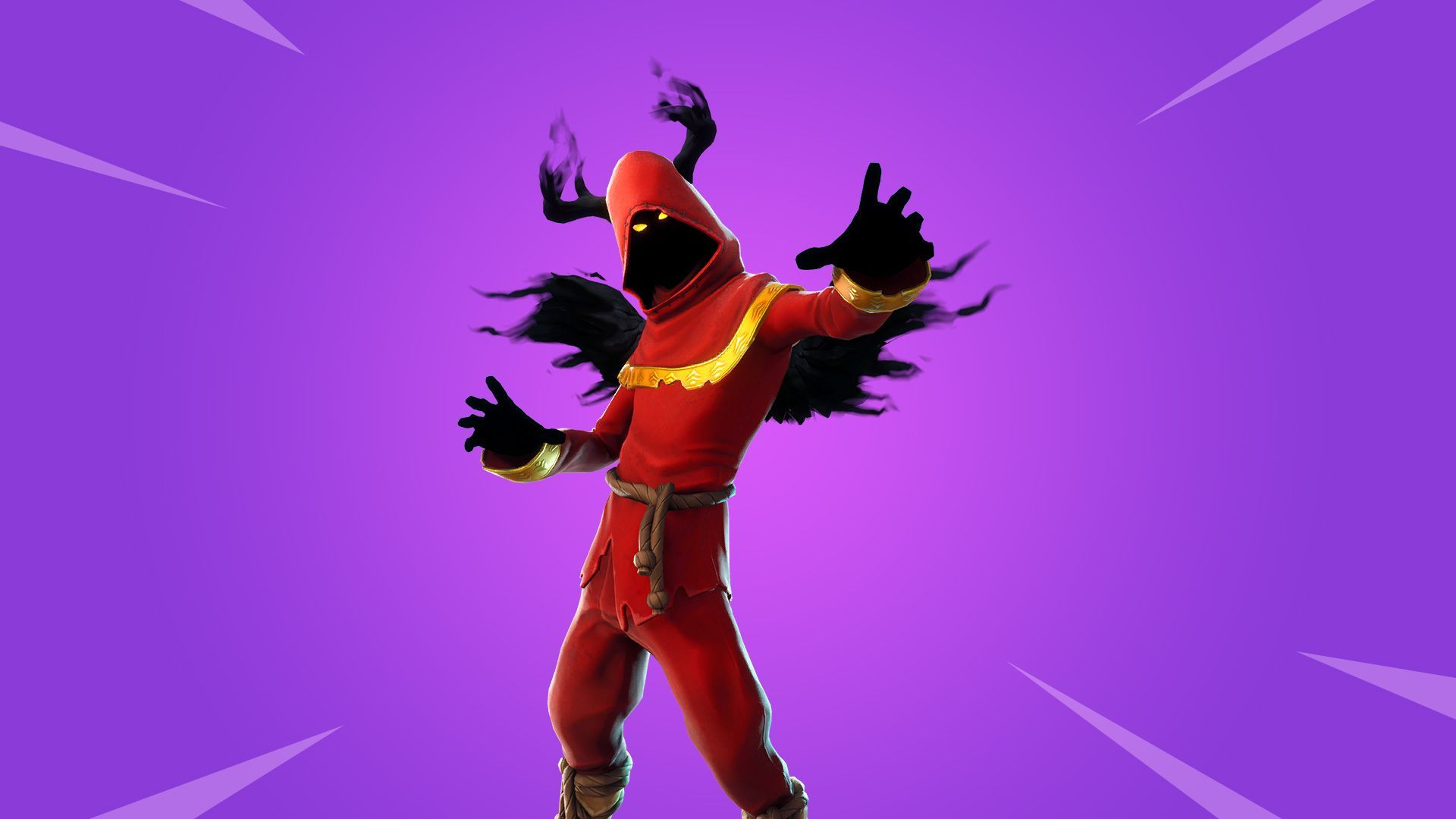 Fortnite Shadow Wings Back Bling Epic Backpack Fortnite
