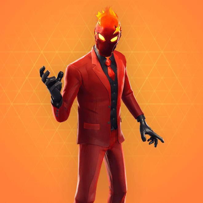 Inferno Skin