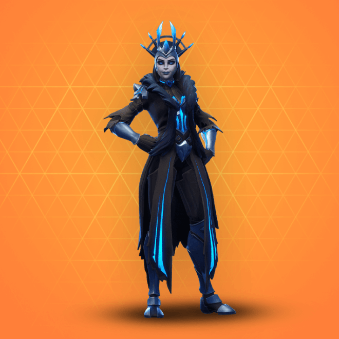The Ice Queen Skin