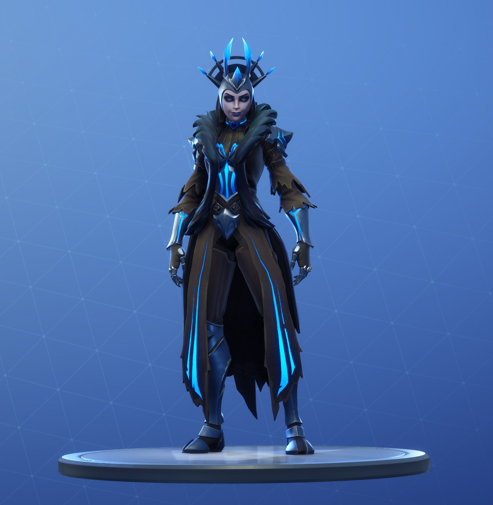 Fortnite The Ice Queen Skin Legendary Outfit Fortnite Skins