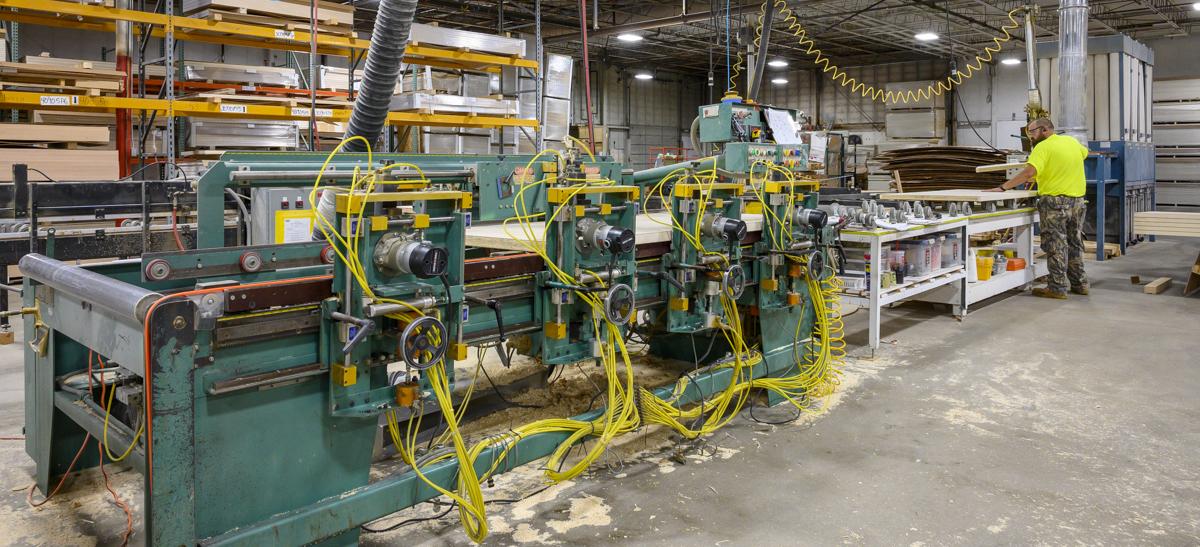 Wholesale Manufacturing Image