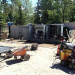 sm Fort Sands Construction Industrial Manufacturing landscaping park