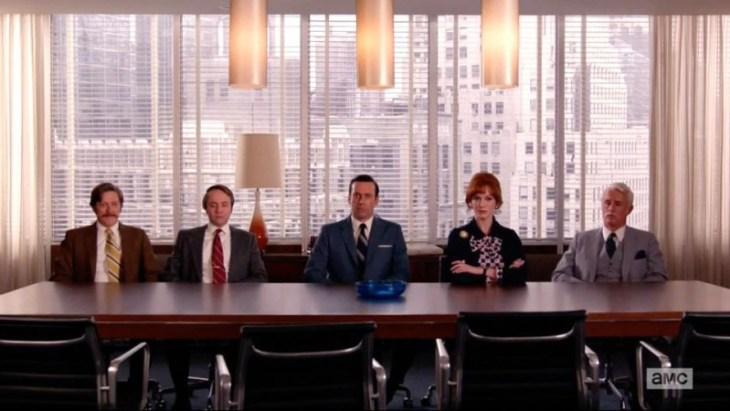Das Ende der Agentur: Sterling (ohne Cooper) & Partner kalt erwischt; Lionsgate TV