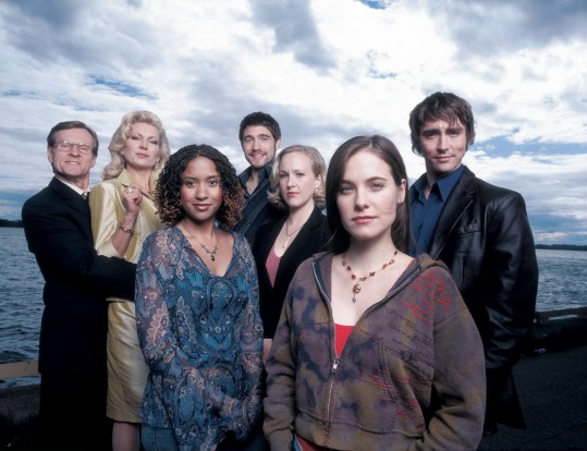 Familie Tyler & Friends: das skurille Ensemble der Serie