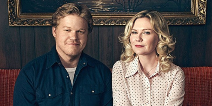 Das nette Paar von nebenan: die Blomquists (Jesse Plemons, Kirsten Dunst)