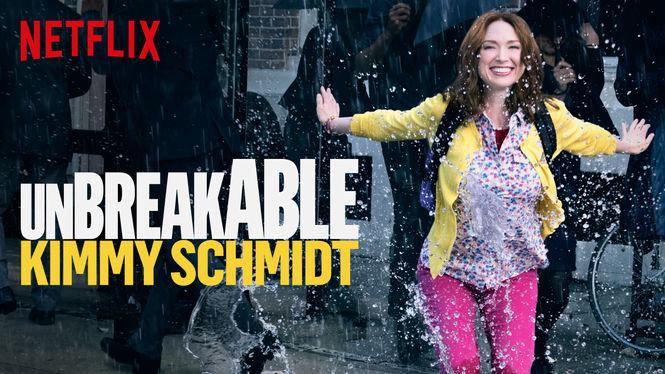 Die optimistische Kimmy bahnt sich ihren Weg durch New York. Foto: Netflix