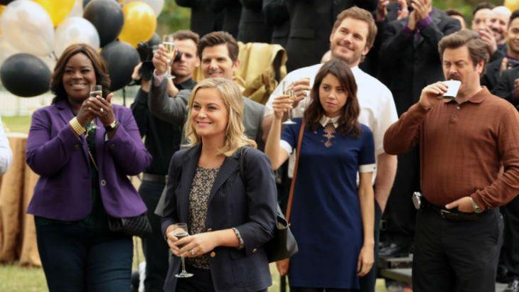 """Die siebte Staffel war ein mehr als würdiger Abschluss für """"Parks and Recreation""""; Foto: NBC"""