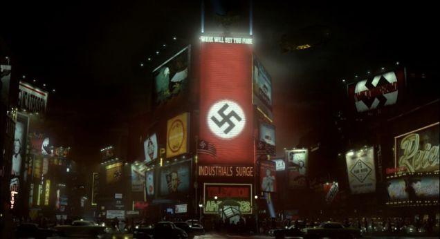 New York im Jahr 1962 - in der alternativen Realität der Serie