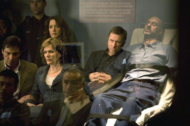 """Suchbild: auf diesem Bild befinden sich drei Hauptdarsteller von """"The Shield""""; Foto: Fox/20th Century"""