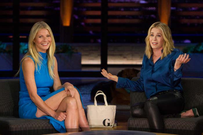 Feministischer Talk mit Chelsea Handler und Gwyneth Paltrow; Foto: Adam Rose/Netflix