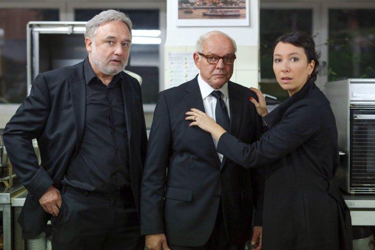 Eine schrecklich nette Familie: die Hartmanns. Foto: ORF/Mona Film/Petro Domenigg