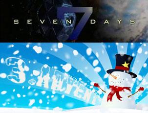S04A03 - Der dritte Advent - Seven Days