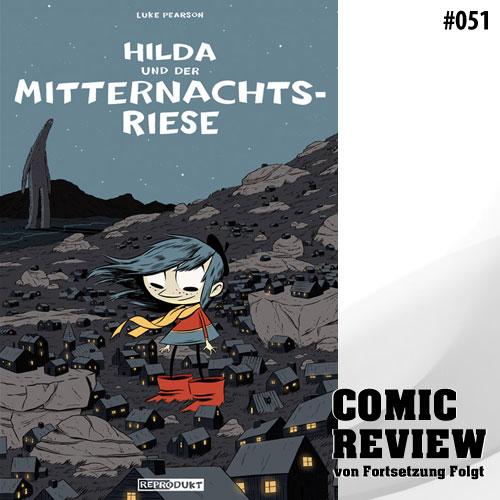 Hilda und der Mitternachtsriese