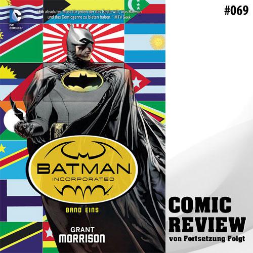 Batman Incorporated Vol. 1