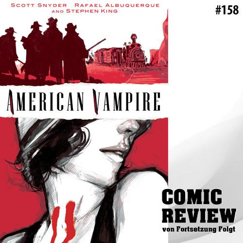 CRFF158 - American Vampire