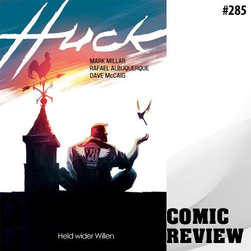 Cover Huck: Held wider Willen