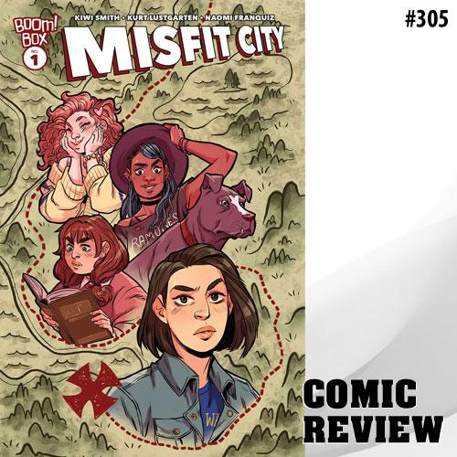 Misfit City