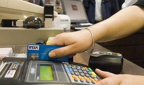 MOROSIDAD. Crece la deuda en pagos de tarjetas de crédito.