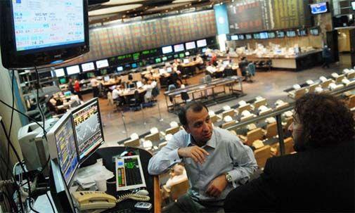 Abre Wall Street al alza; Dow sube 3.3%