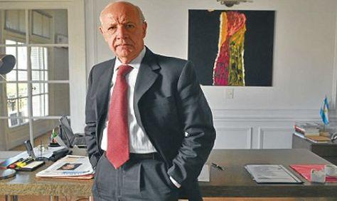ROBERTO LAVAGNA. Ex ministro de Economía