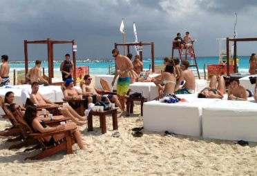 Vacaciones: 12,4 millones de turistas en enero