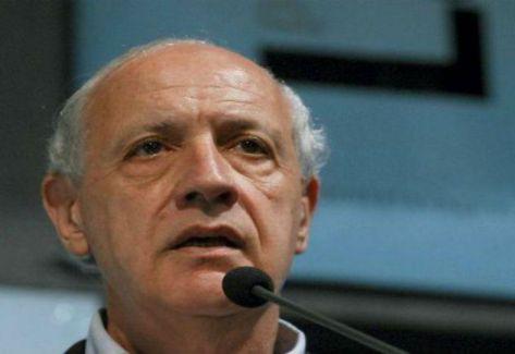 ROBERTO LAVAGNA. Ex ministro de Economía.