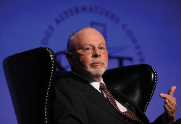 "Paul Singer, titular de Elliott Management Corporation, de la cual es subsidiaria el ""fondo buitre"" NML Capital."