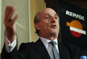 ANTONIO BRUFAU. Presidente de Repsol.