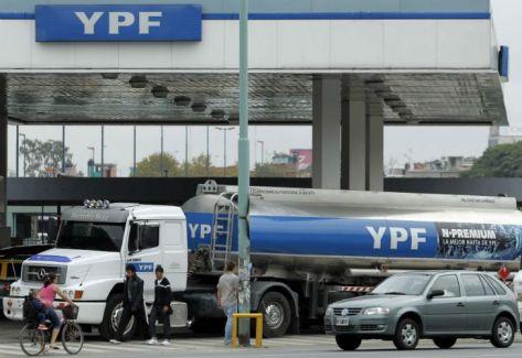 Combustibles: el Gobierno busca que se baje el precio