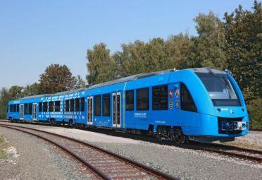 Alemania: Ya funciona el primer tren de hidrógeno del mundo