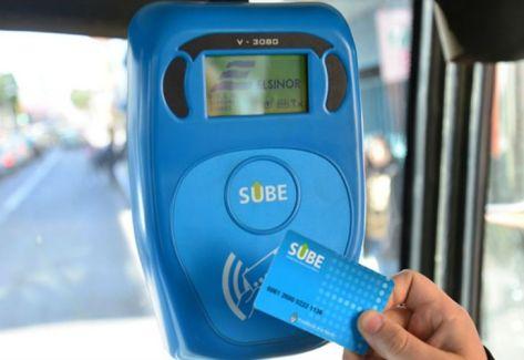 Nueva app para cargar la SUBE desde el celular