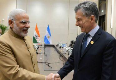 Argentina-India, una relación comercial con potencial
