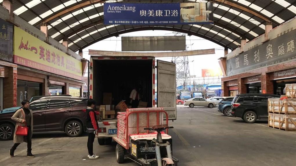 Стоимость доставки мебели и товаров из Китая