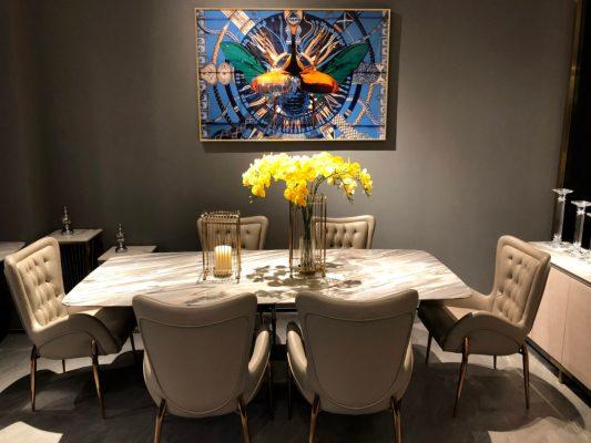 Реплики итальянской мебели - столы и стулья