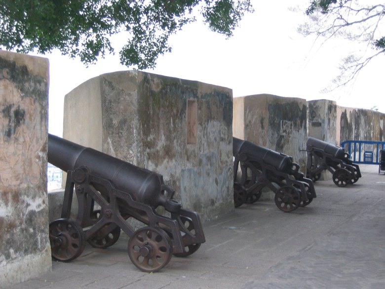 Fort of Macau