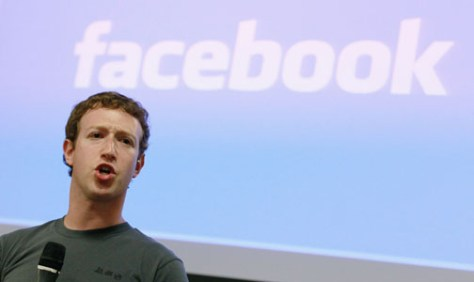 FUNDADOR DE FACEBOOK. Mark Zuckerberg.