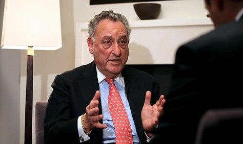 SANDY WEILL. Ex jefe del Critigroup. (Foto: Bloomberg).