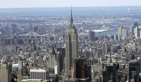 US-CITYSCAPES-NEW YORK-EMPIRE STATE-02