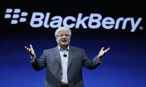 MIKE LAZARIDIS. Cofundador de BlackBerry.