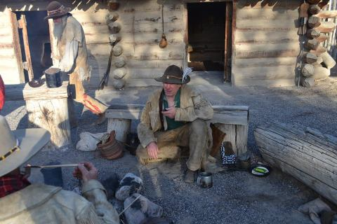Living History at the Fort
