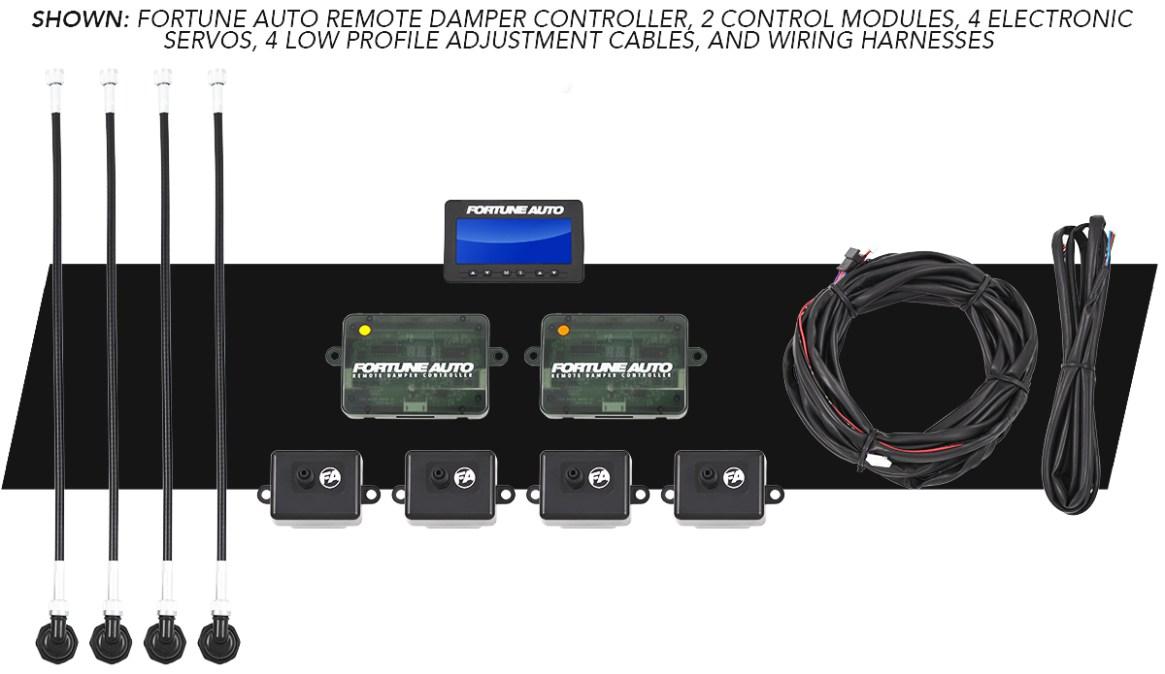 Vendor Sheet Remote Damper Controller