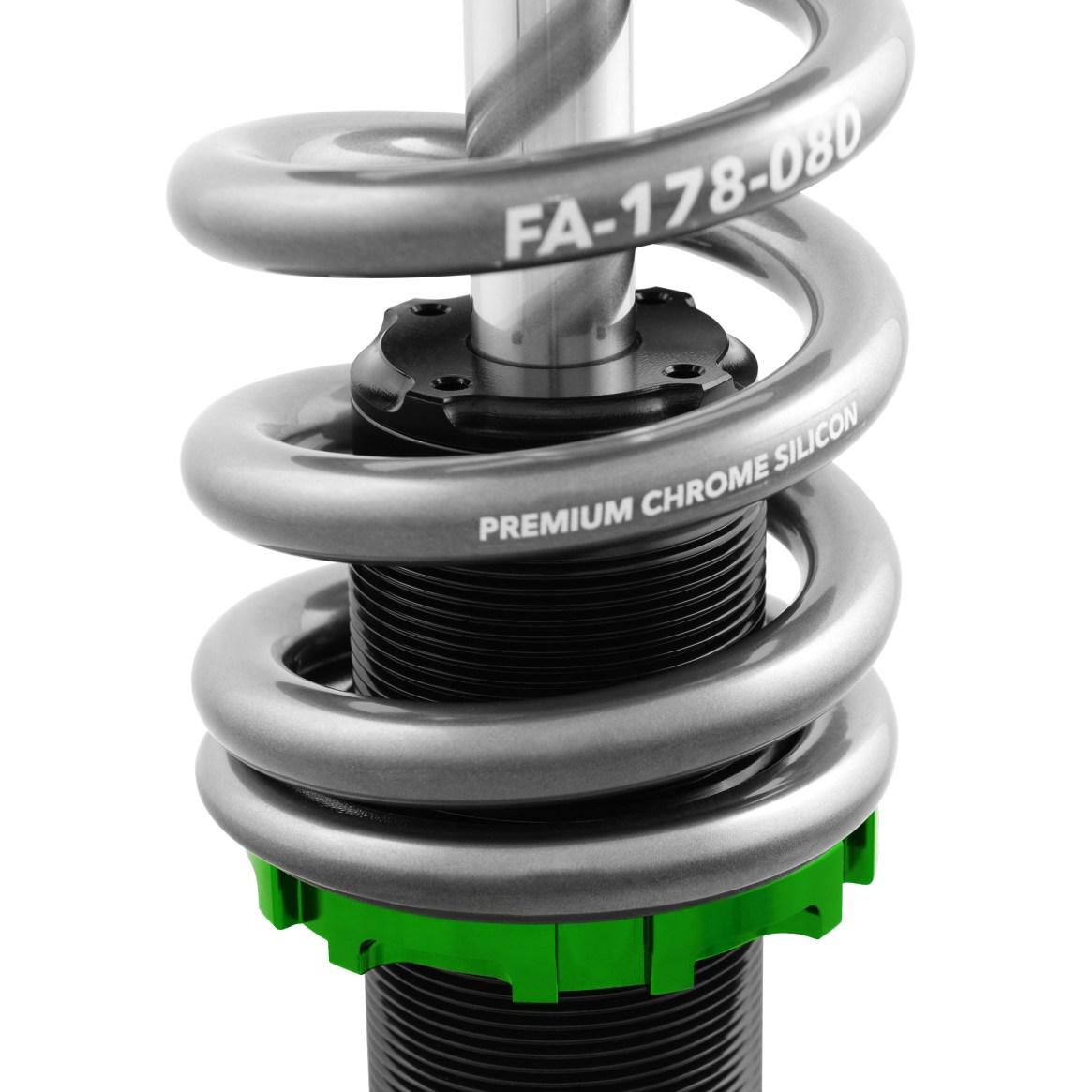 Fortune Auto 500 Series premium coilover springs