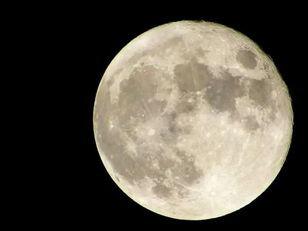 ムーンパワー 満月 夜 神秘