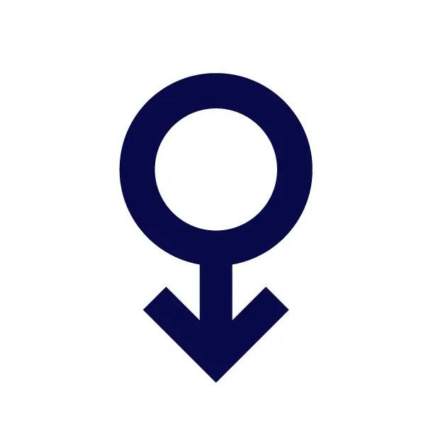 男性 記号