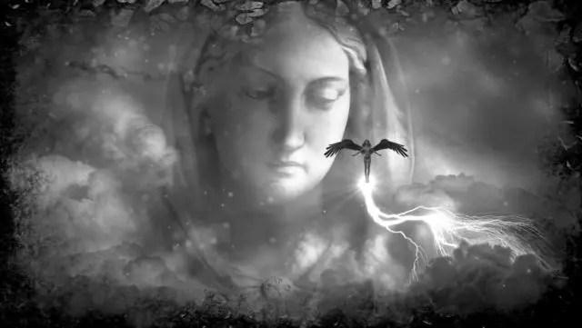 天使 神 守護霊 神秘