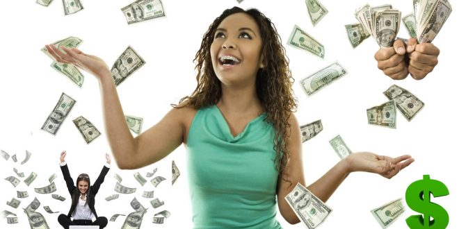 Manifest Money with the Law of Attraction