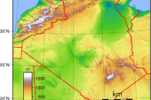 Background and Geography of Algeria