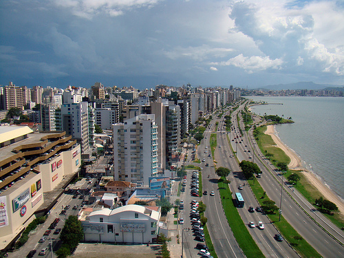 Praia city