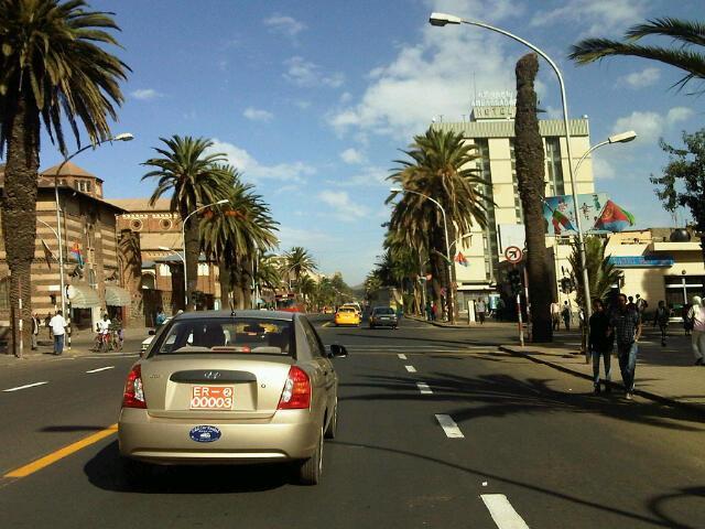 Asmara City Fortune Of Africa Eritrea