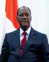 COTE DIVORE IVORY COAST African Presidents
